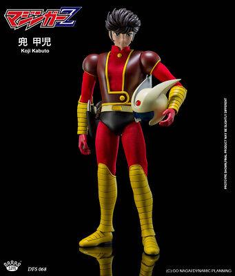 King Arts DFS068 Diecast Action Mazinger Z Koji Kabuto 22cm Figure