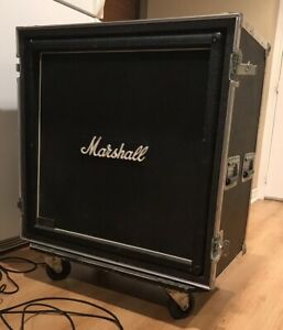 Marshall 1960 4x12 Cabinet Flight/Road Case