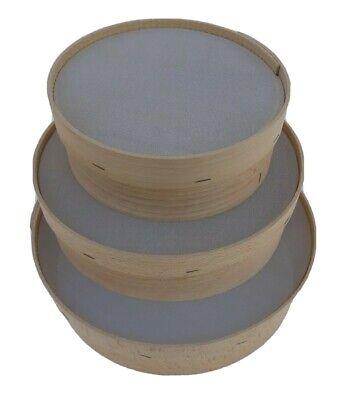Setaccio per farina in legno di faggio Massello