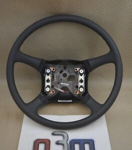 1998 2003 chevrolet tahoe astro gmc yukon black vinyl steering wheel new ebay for 1998 chevy tahoe interior parts