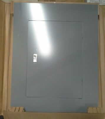 Square D Nc26s Panelboard Enclosure Surface Lockable Grey Cover Type 1 20x26