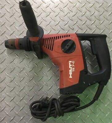 Hilti Te 7-c Corded Rotary Hammer Drill Chisel Roto Hammer