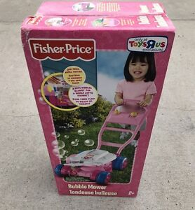 Fisher Price Lawn Mower **New**