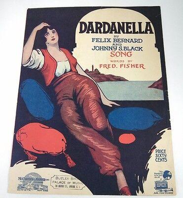 DARDANELLA - Copyright 1919