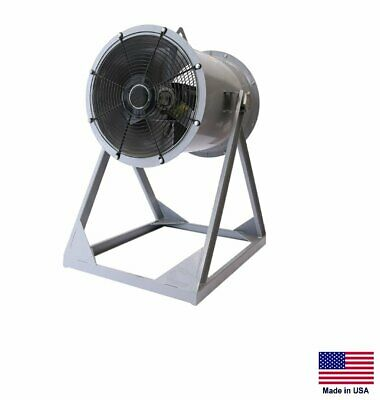 MANCOOLER BARREL FAN - Direct Drive - 30