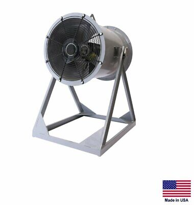 MANCOOLER BARREL FAN - Direct Drive - 36