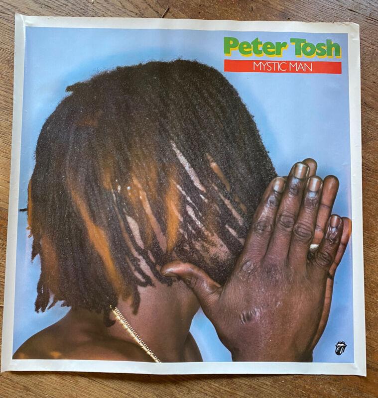 Vintage PETER TOSH
