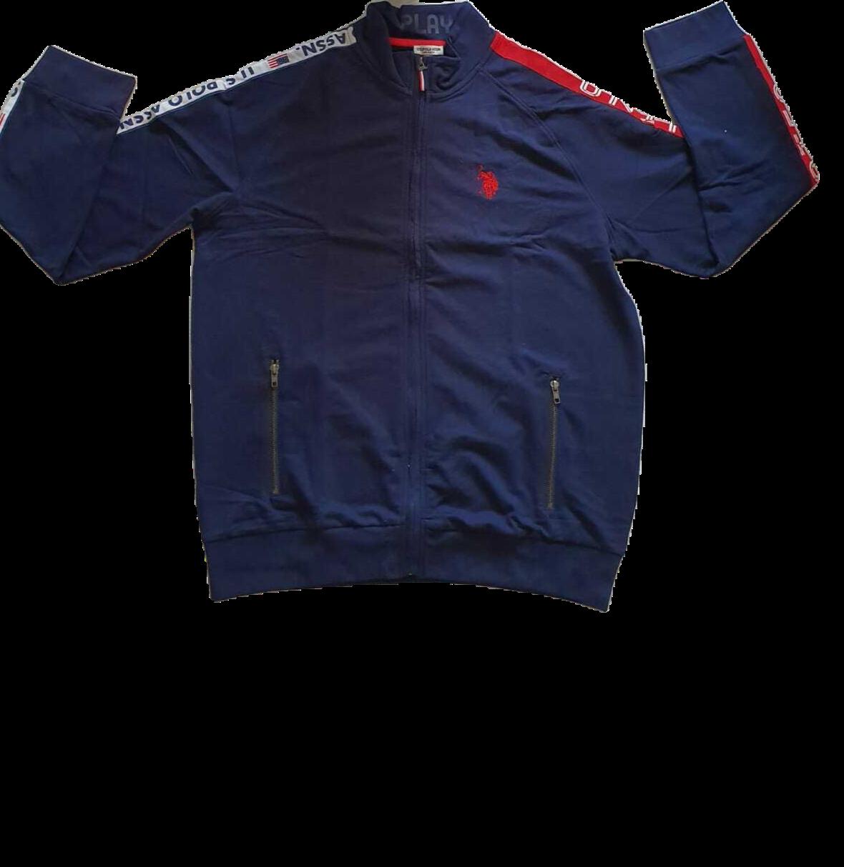 """US Polo Assn.  Sweatjacke """"Navy""""  Größe: XXL"""
