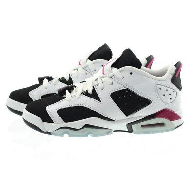 Nike 768878 Kids Youth Boys Girls Air Jordan 6 Retro Low Top Shoes Sneakers