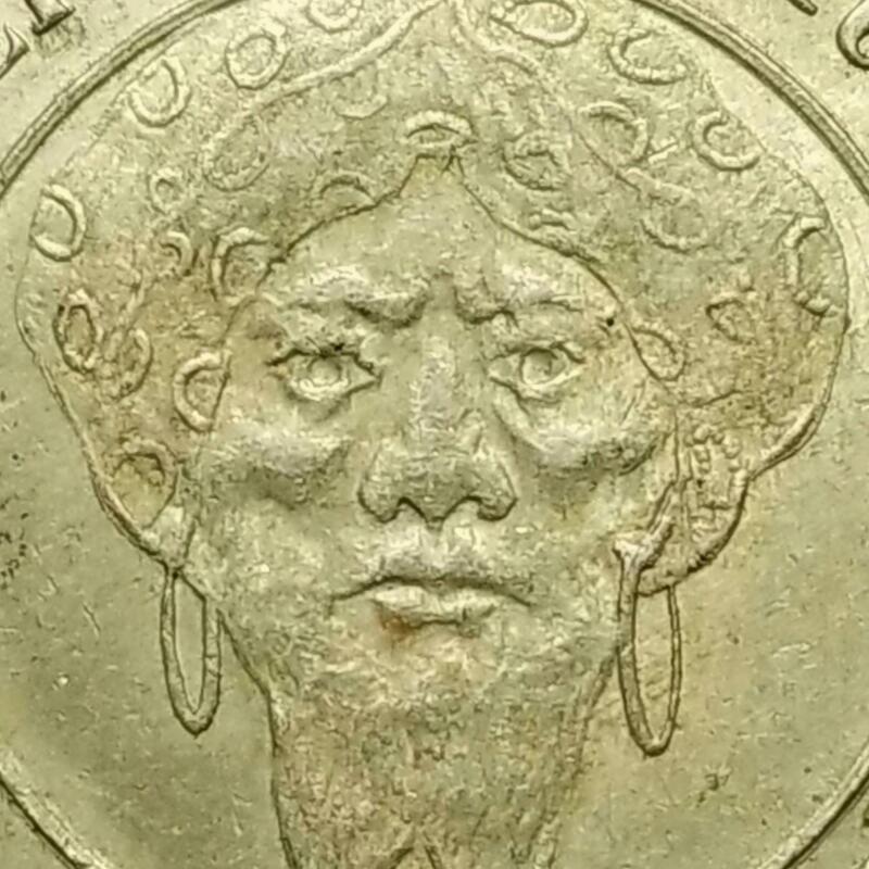 Vtg. 1928 Magic Token Coin Rare THAYER MANUFACTURING CO. LOS ANGELES, CA MT320