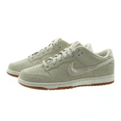 Nike 705214 Womens Dunk Low Skinny Premium Top Basketball Shoes Sneakers ()