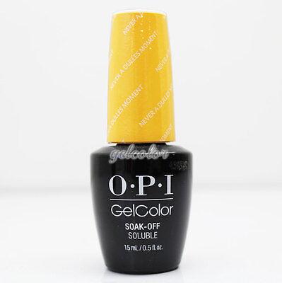 - OPI GelColor Washington DC Gel Nail Polish 0.5oz Never A Dulles Moment #GCW56