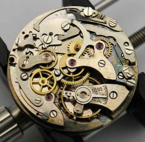 LANDERON 48 Chronograph Movement original Spares Parts-Choose From List (5)