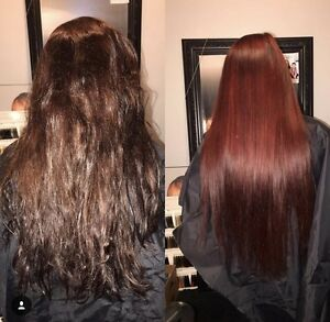 No Heat - No Glue - No Damage! Smallest & Safest Hair Extensions London Ontario image 2
