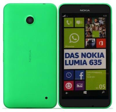 Nokia Lumia 635 in Grün Handy Dummy Attrappe - Requisit, Deko, Ausstellung
