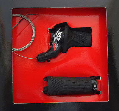 Red SRAM GX Front Trigger Shifter 2-speed fits GX 2x11 Speed Group