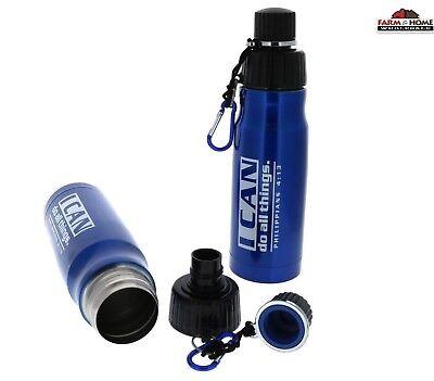 Reusable Stainless Steel Metal Water Bottle ~ NEW  - Reusable Water Bottles Bulk