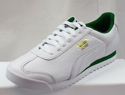 PUMA ROMA BASIC MEN'S TRAINERS BRAND NEW SIZE UK 8 (DW17)