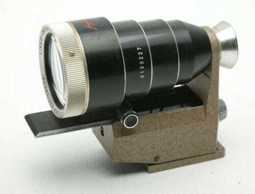 "Linhof Technika IV 4x5"" Viewfinder For Lenses 90-360mm w/Parallax Correction. Ex"