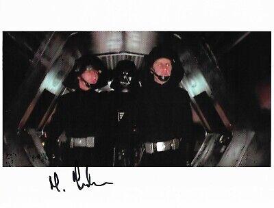"Harry Fielder STAR WARS -   Genuine Signed Autograph 10""x8"" COA 22533"