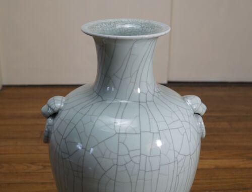 Large antique Chinese vase
