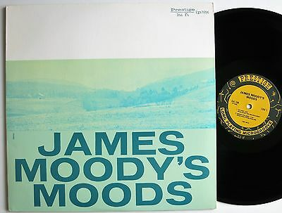 JAMES MOODY´S MOODS / EDDIE JEFFERSON US PRESTIGE LP MINT-