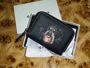 Givenchy Rottweiler Coin Purse Brand New RRP $550 Hamilton Hill Cockburn Area Preview