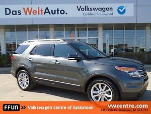 2015 Ford Explorer Limited Navigation, keyless entry/ignition...