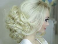 MAKEUP, HARIDO, HAIRCOLOR, THREADING