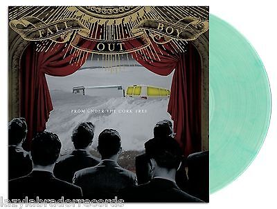 FALL OUT BOY FROM UNDER THE CORK TREE COKEBOTTLE CLEAR VINYL 2xLP SEALED NEW