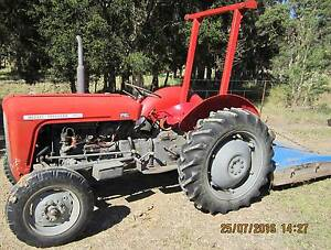 Tractor Package Property Sold Firefly Greater Taree Area Preview