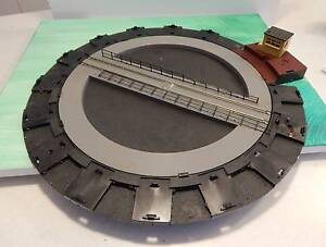 Hornby Turntable HO Nowra Nowra-Bomaderry Preview