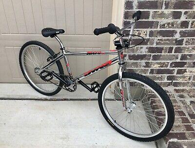Old mid school NOS GT BMX ATB MTB bike decal sticker chain stay decal folded
