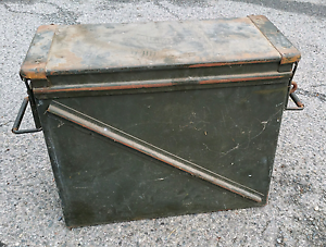 Ammunition Case Metal   A35 Blakeview Playford Area Preview