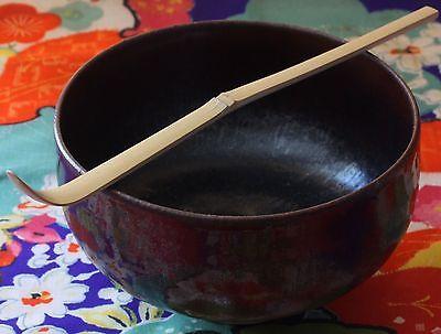 Japanese Kyoto Takayama Matcha Bamboo Tea Ceremony Scoop Chashaku