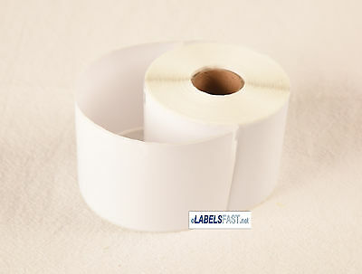 2 Rolls Of 99019 Compatible Labels For Dymo Labelwriter Printers Turbo 450 Duo