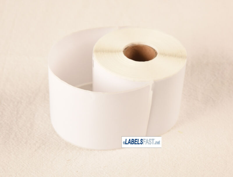 2 Rolls of 99019 Compatible Labels for DYMO® LabelWriter® Printers TURBO 450 DUO