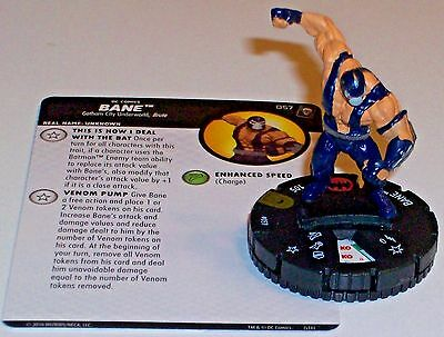 BANE #057 The Joker's Wild DC HeroClix Super Rare