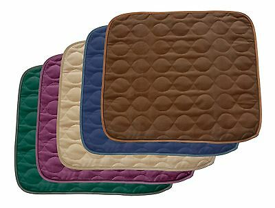 RMS Washable Incontinent Pads / Incontinence Chair Pads, Bed pads, Bed Underpads