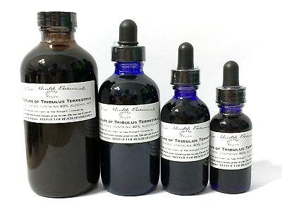 Tribulus Terrestris Tincture Extract, Aphrodisiac, Post Cycle Therapy, Fertility