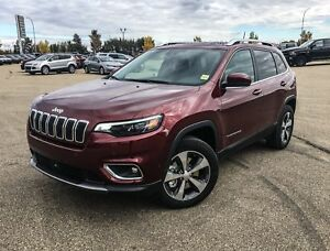2019 Jeep New Cherokee Limited LOADED