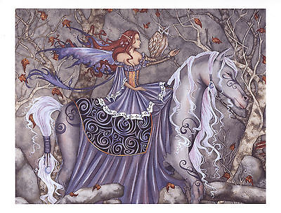 Amy Brown - Enchanted Journey - OUT OF PRINT