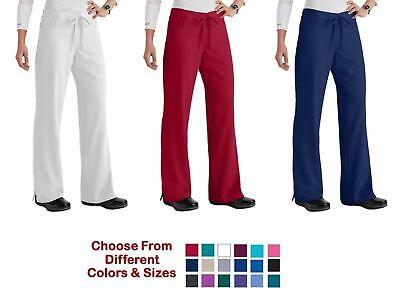 Greys Anatomy Barco Scrubs Pants XS - 5XL Choose Color - Barco Greys Anatomy Scrubs