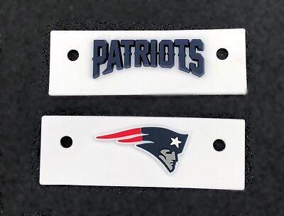 New England Patriots 3D Front Helmet - New England Patriots Helmet