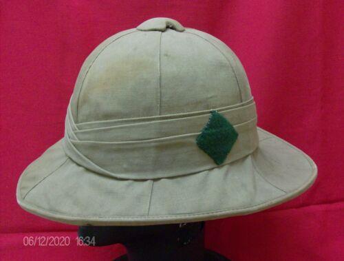 Pith helmet 1915