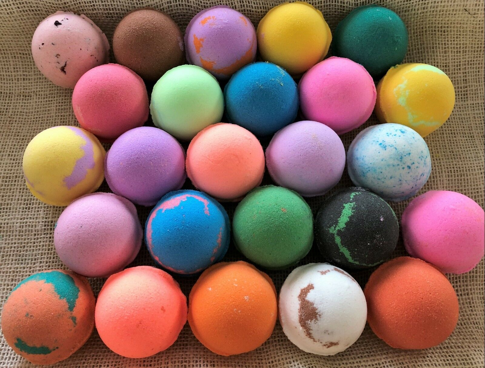 0f0f6f22713bf SoltekOnline: Premium Quality FIZZY BATH BOMBs Lot of 15 Various ...