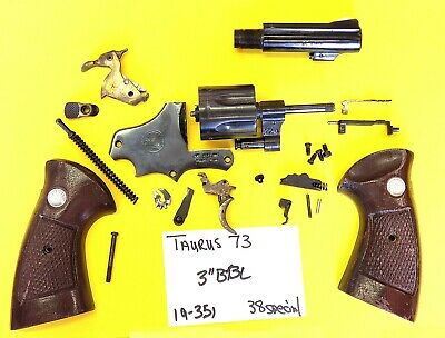 Pistol - 38 Special Cylinder