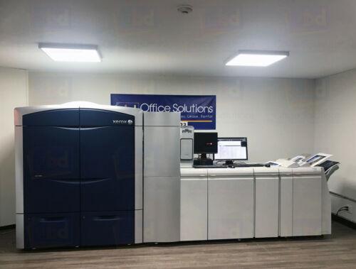 Xerox Color 1000i Press Digital Laser Production Printer 100ppm