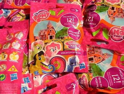 Hasbro - My Little Pony - 5 Tüten - Booster - Blind Bag  NEU Pferde Pferdchen