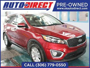 2017 Kia Sorento 2.0L LX Turbo FULLY LOADED / ALL WHEEL DRIVE...